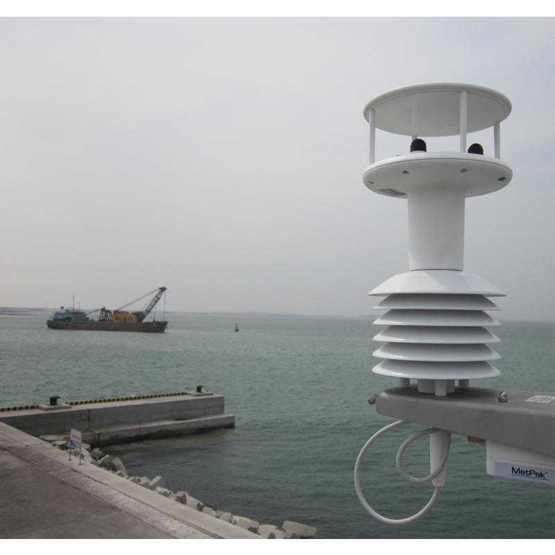 MetPak II便携式气象站