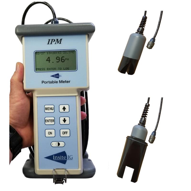 Model3150/IPM便携红外侧沙仪/溶解氧仪/PH计/ORP计