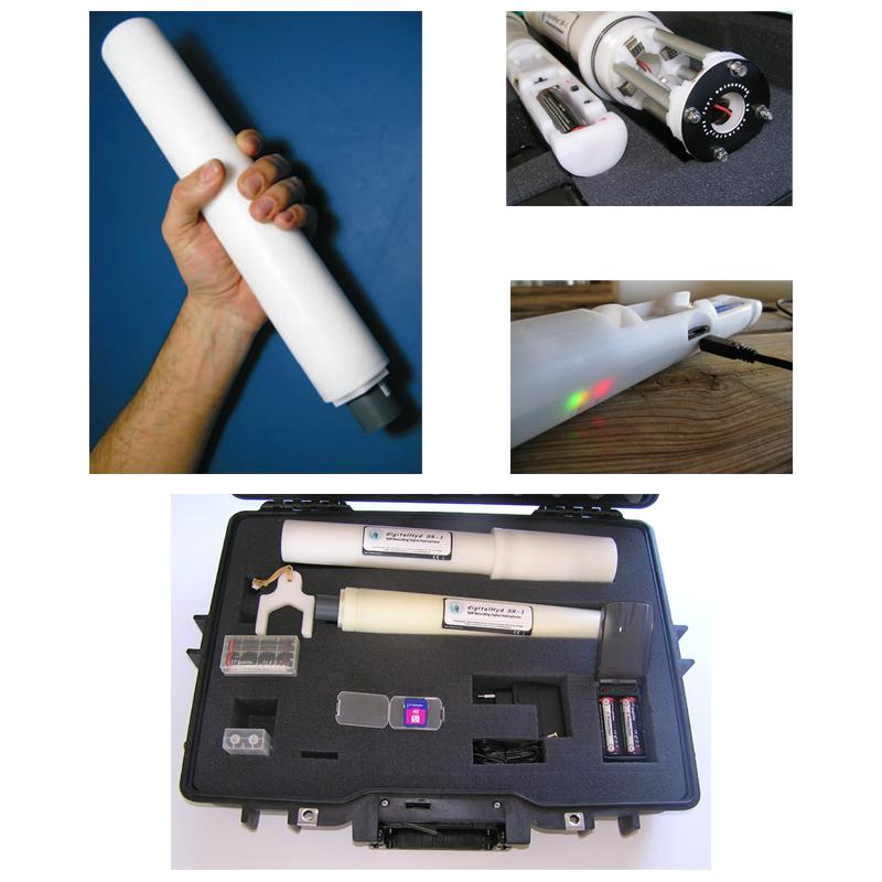 SR-1自容式水听器