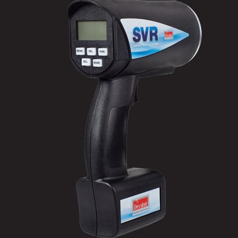 Decatur SVR手持式电波流速仪